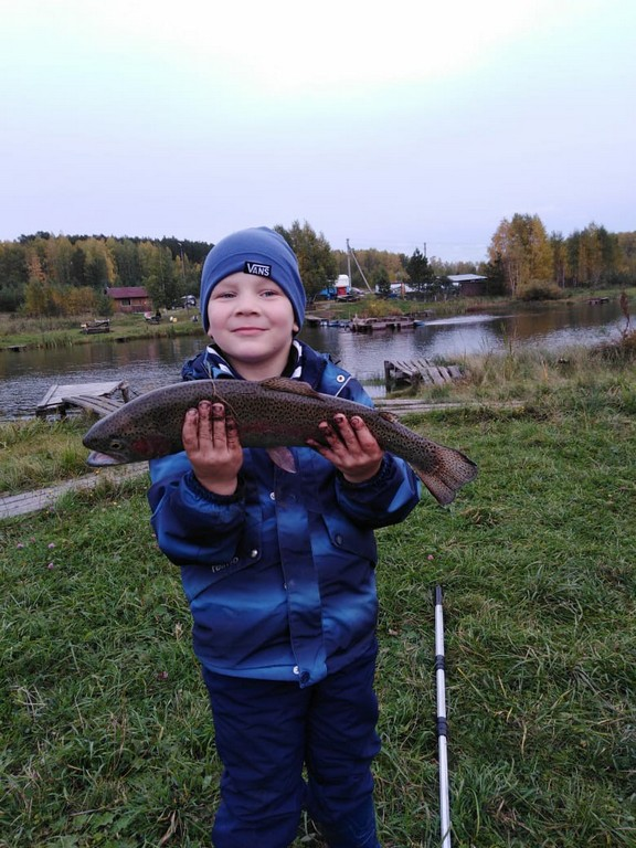 рыбалка отчеты свердловская область екатеринбург Шабровский пруд