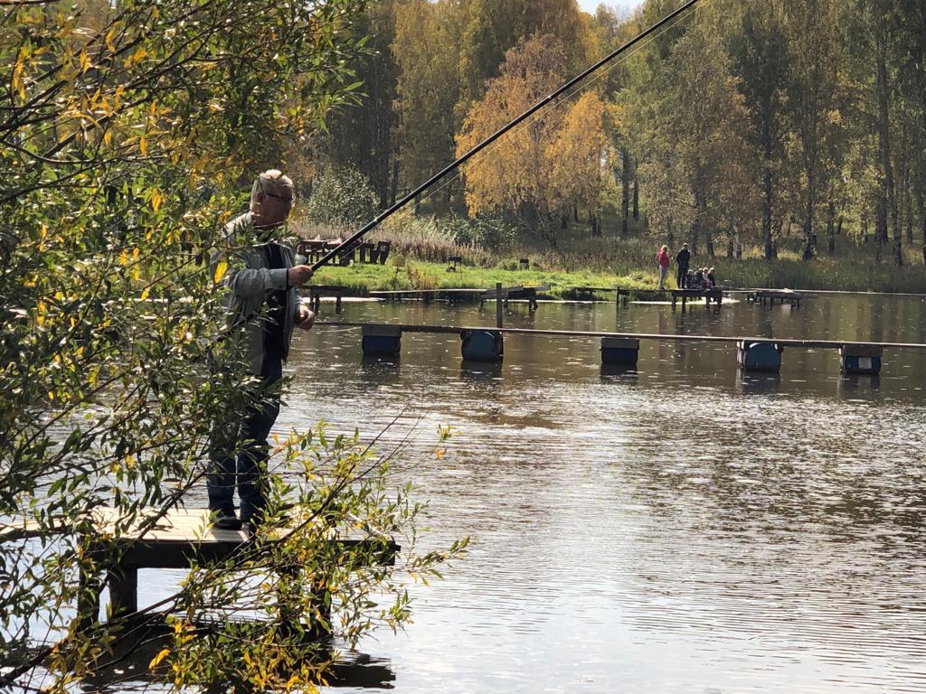 где отдохнуть в екатеринбурге на природе? Рыбалка и отдых в екатеринбурге на Шабровском пруду