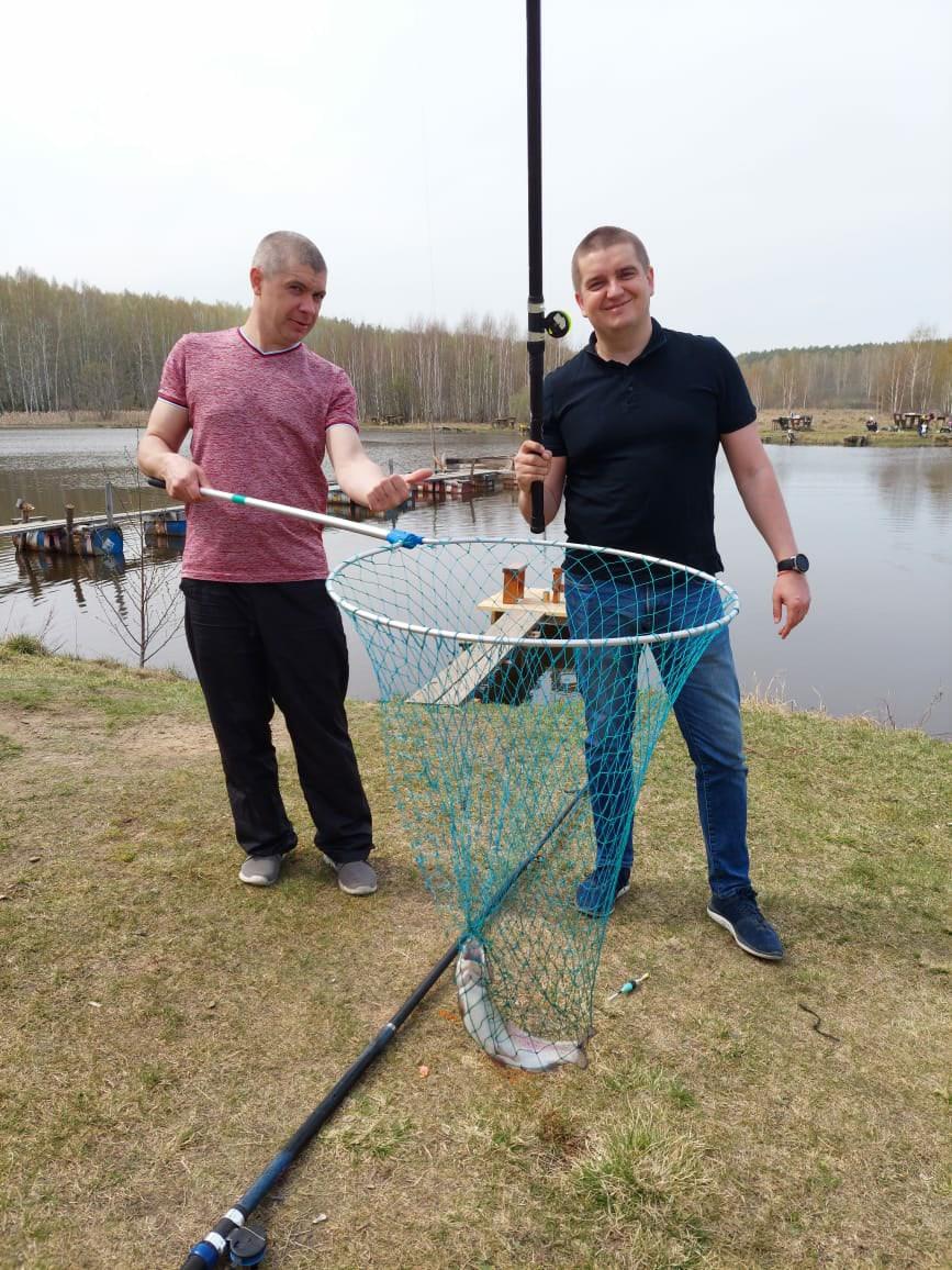 Отдых у водоёма | Аренда Беседок | Рыбалка | Живая рыба