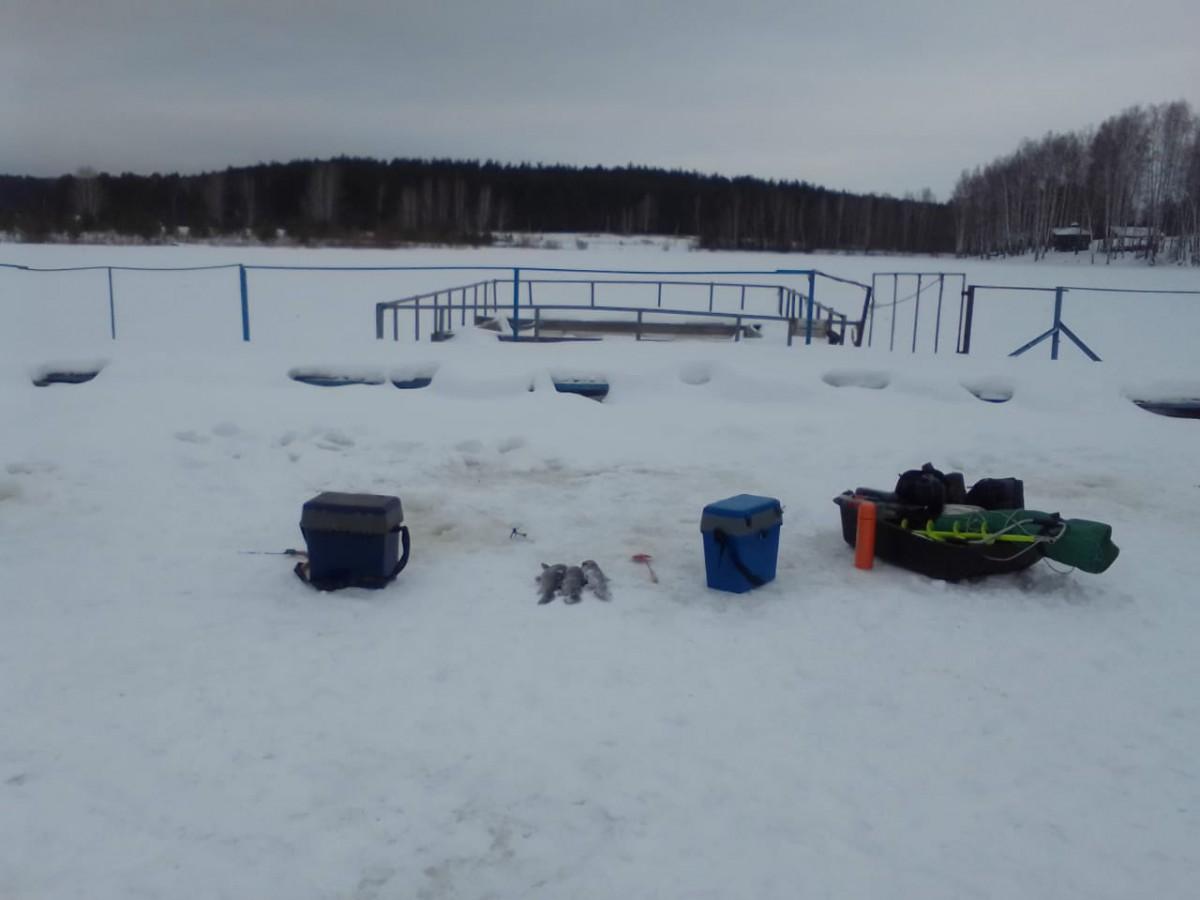 зимняя рыбалка 2020 новости отчеты екатеринбург