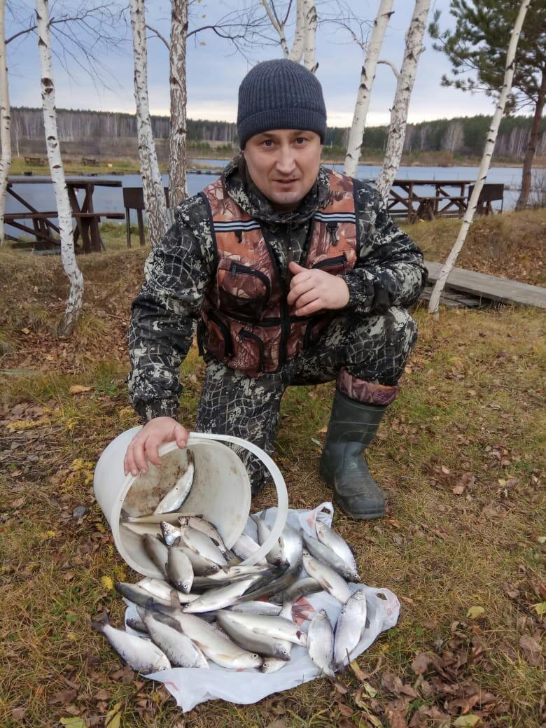 Шабровский пруд - Платная Рыбалка в Екатеринбурге